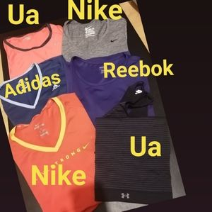 Combo deals assorted brands shirts and tank tops
